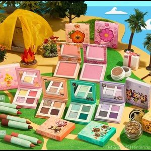 COPY - Colourpop Animal Crossing Full Collection